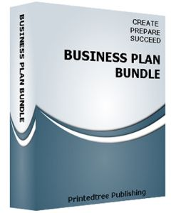 book store- used business plan bundle